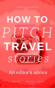 how to pitch travel stories