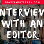 Interview with a travel editor